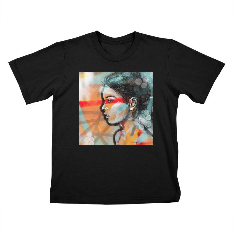 Nova Kids T-Shirt by Vin Zzep's Artist Shop