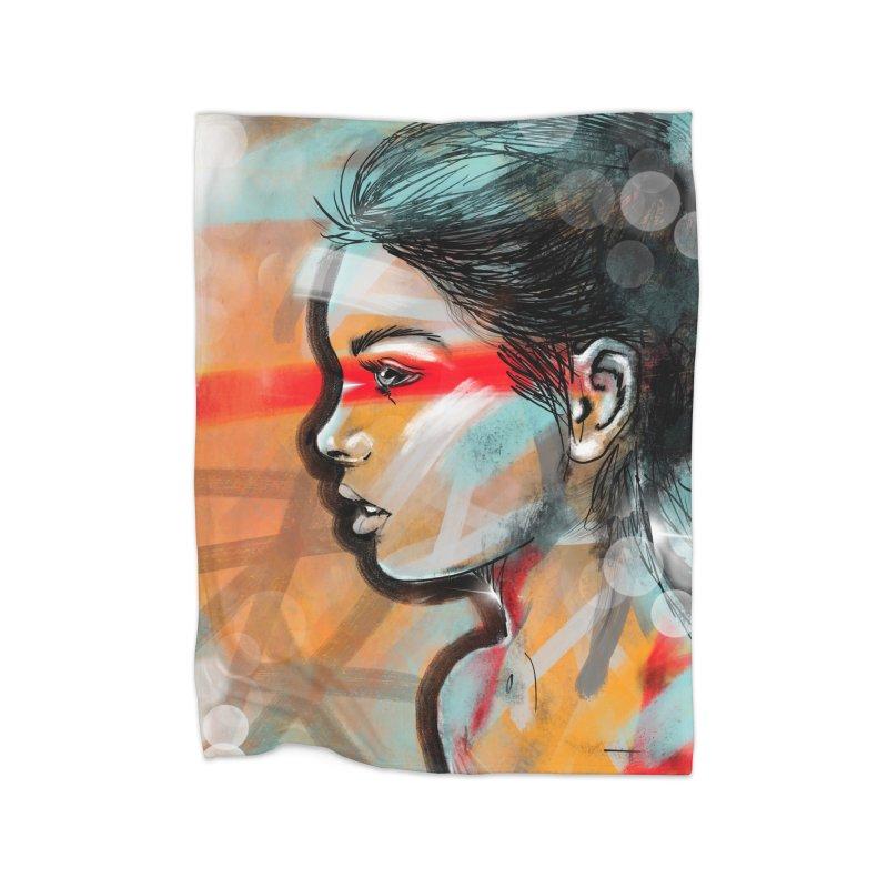 Nova Home Blanket by Vin Zzep's Artist Shop