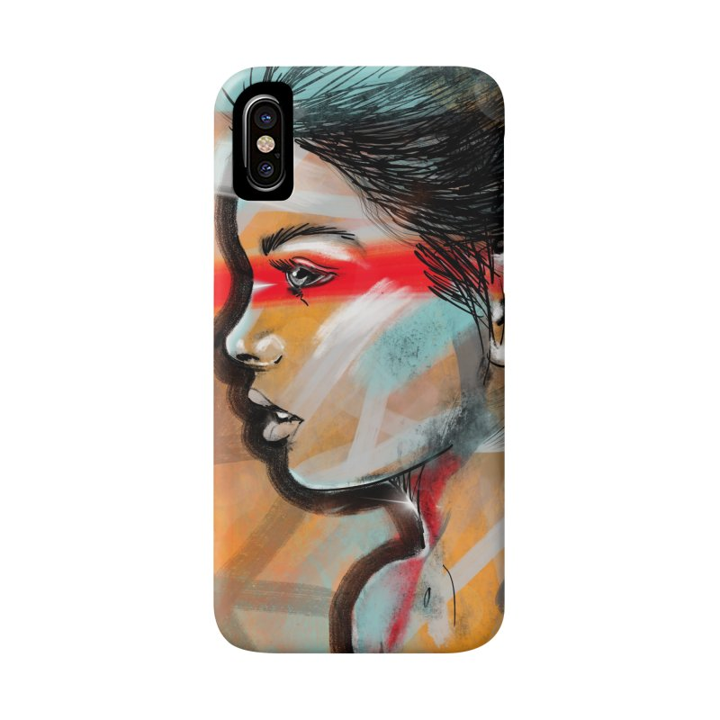 Nova Accessories Phone Case by Vin Zzep's Artist Shop