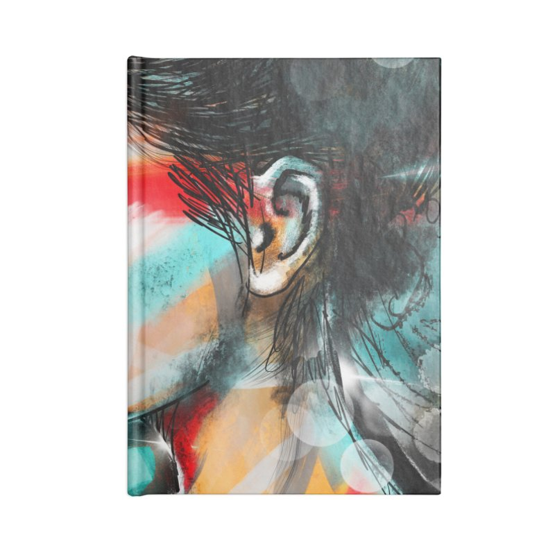 Goldfish Dreaming Accessories Notebook by Vin Zzep's Artist Shop