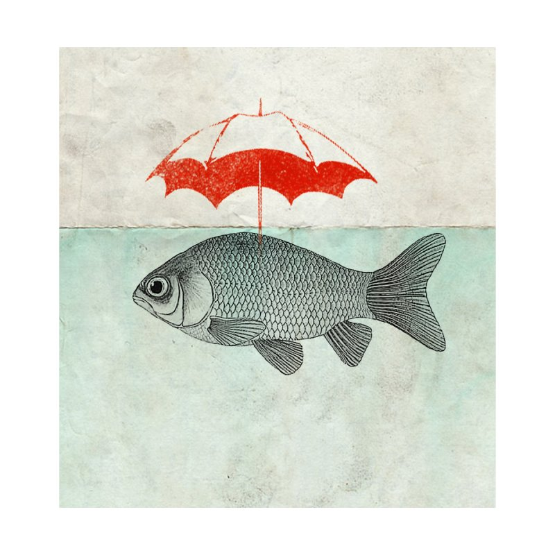 Umbrella Goldfish by Vin Zzep's Artist Shop