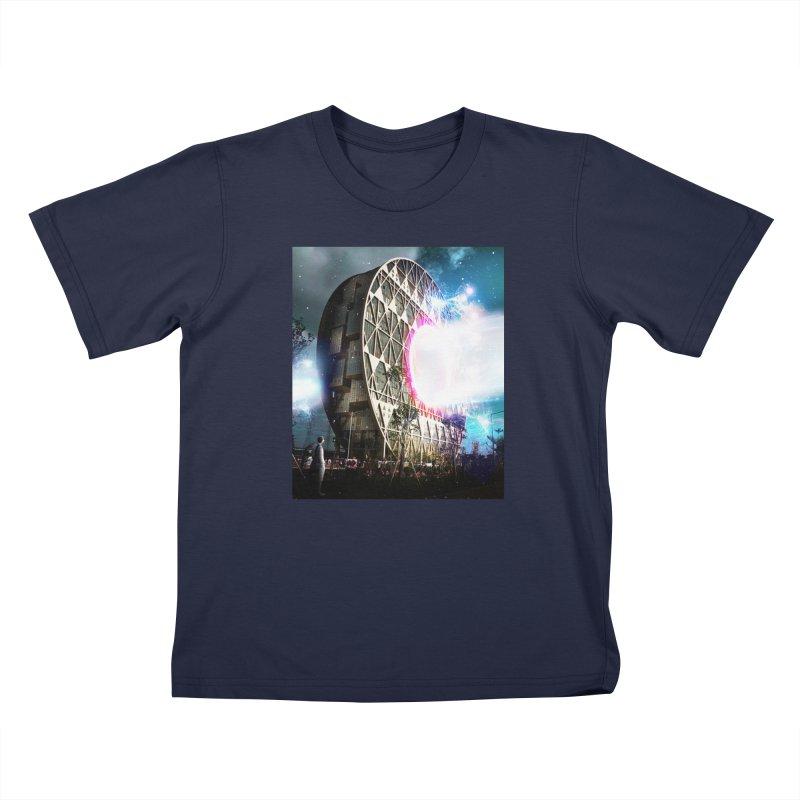 Paradox Beam Kids Toddler T-Shirt by Vin Zzep's Artist Shop