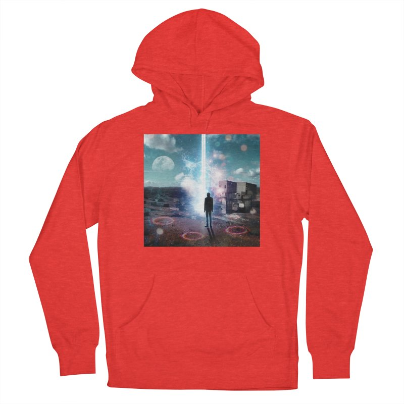 Data Mining Men's Pullover Hoody by Vin Zzep's Artist Shop