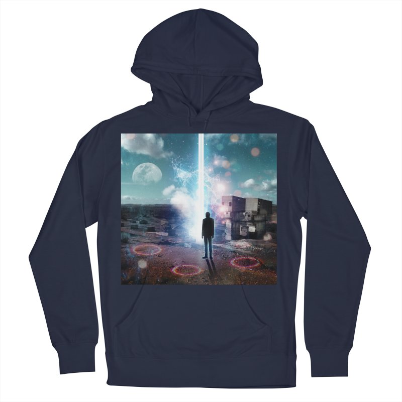 Data Mining Women's French Terry Pullover Hoody by Vin Zzep's Artist Shop