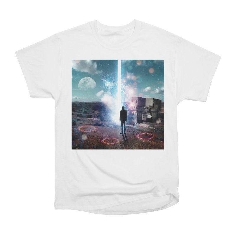 Data Mining Men's Heavyweight T-Shirt by Vin Zzep's Artist Shop