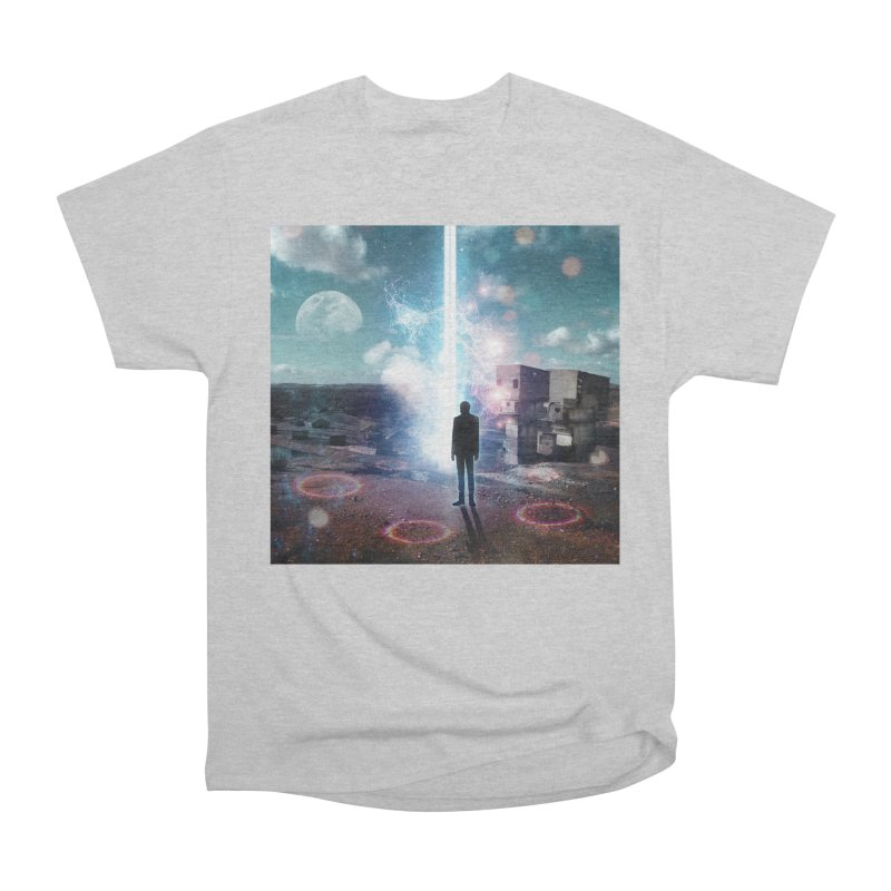 Data Mining Men's Heavyweight T-Shirt by Vin Zzep's Artist Shop