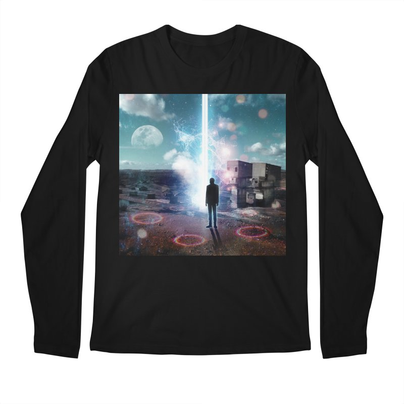 Data Mining Men's Regular Longsleeve T-Shirt by Vin Zzep's Artist Shop
