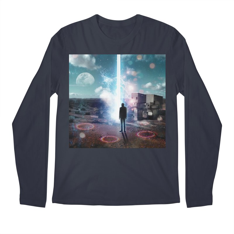 Data Mining Men's Longsleeve T-Shirt by Vin Zzep's Artist Shop