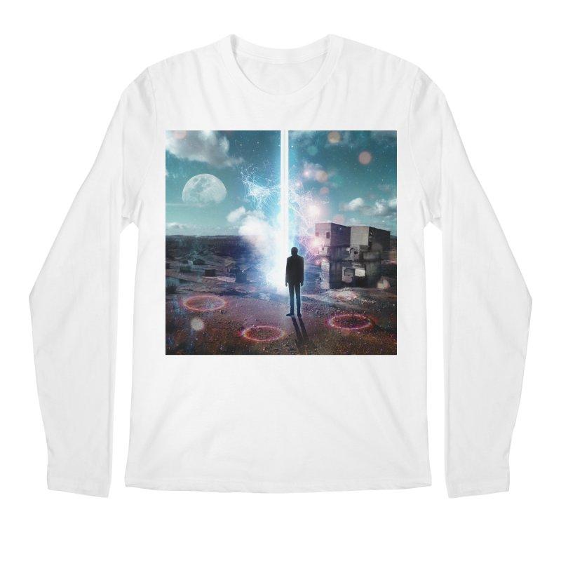 Data Mining Men's Longsleeve T-Shirt by Vin Zzep's Artist Shop