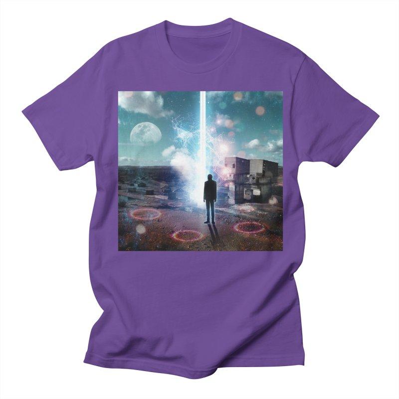 Data Mining Men's Regular T-Shirt by Vin Zzep's Artist Shop