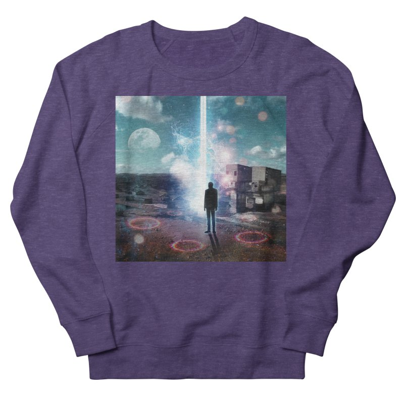 Data Mining Women's French Terry Sweatshirt by Vin Zzep's Artist Shop