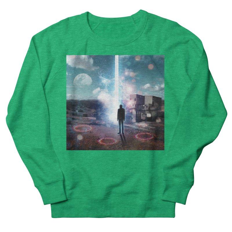 Data Mining Men's French Terry Sweatshirt by Vin Zzep's Artist Shop