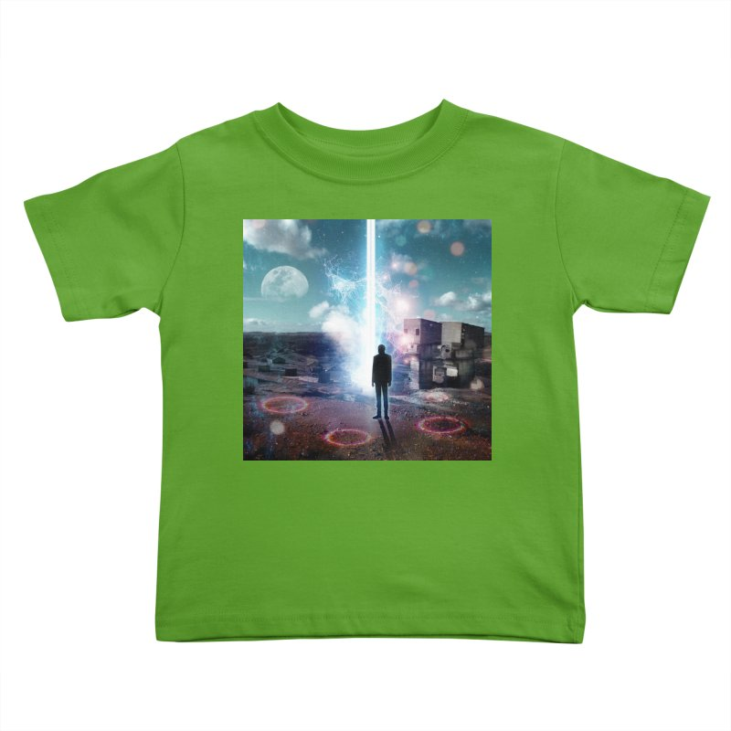 Data Mining Kids Toddler T-Shirt by Vin Zzep's Artist Shop