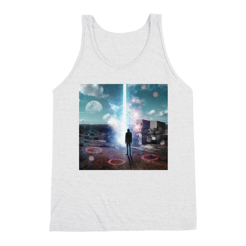 Data Mining Men's Tank by Vin Zzep's Artist Shop