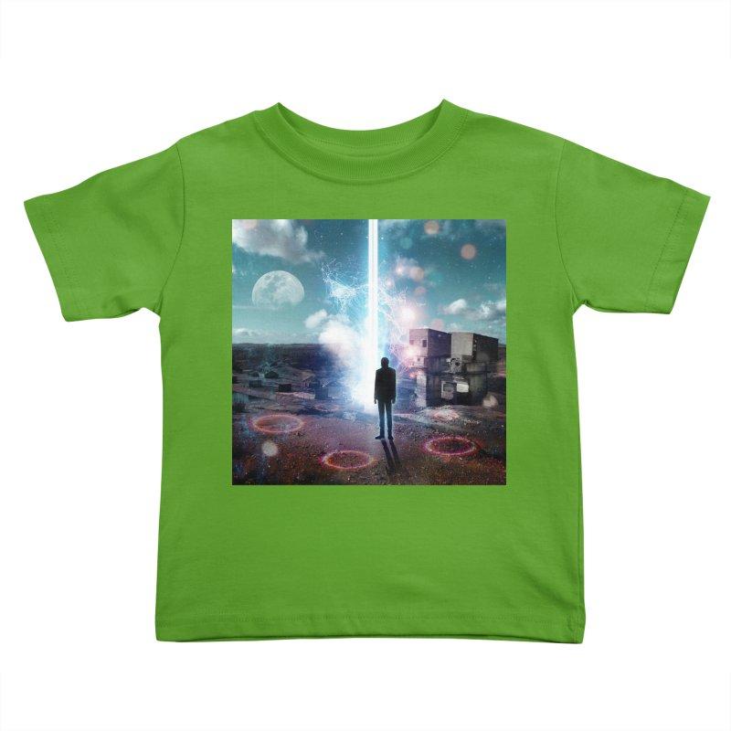 Data Mining Kids Toddler T-Shirt by Vin Zzep's Artist Shop