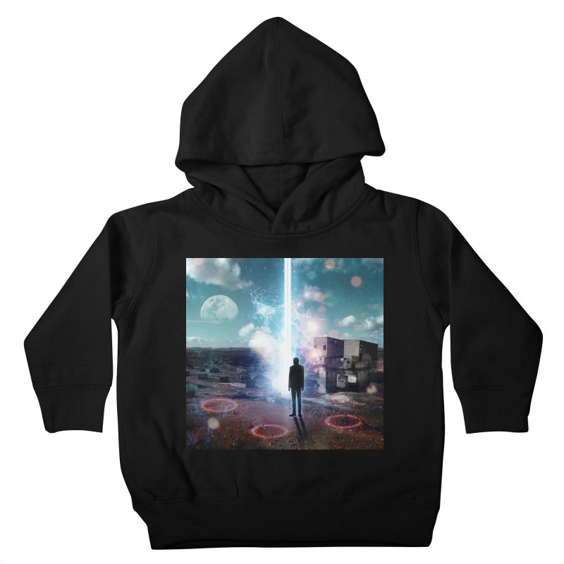 Data Mining Kids Toddler Pullover Hoody by Vin Zzep's Artist Shop