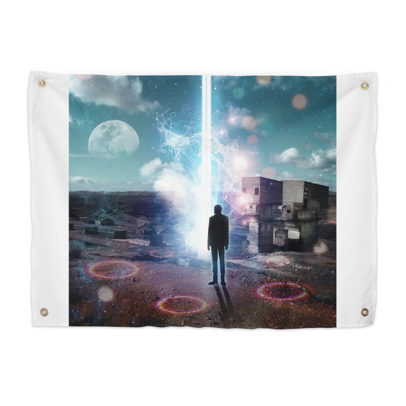 Data Mining Home Tapestry by Vin Zzep's Artist Shop