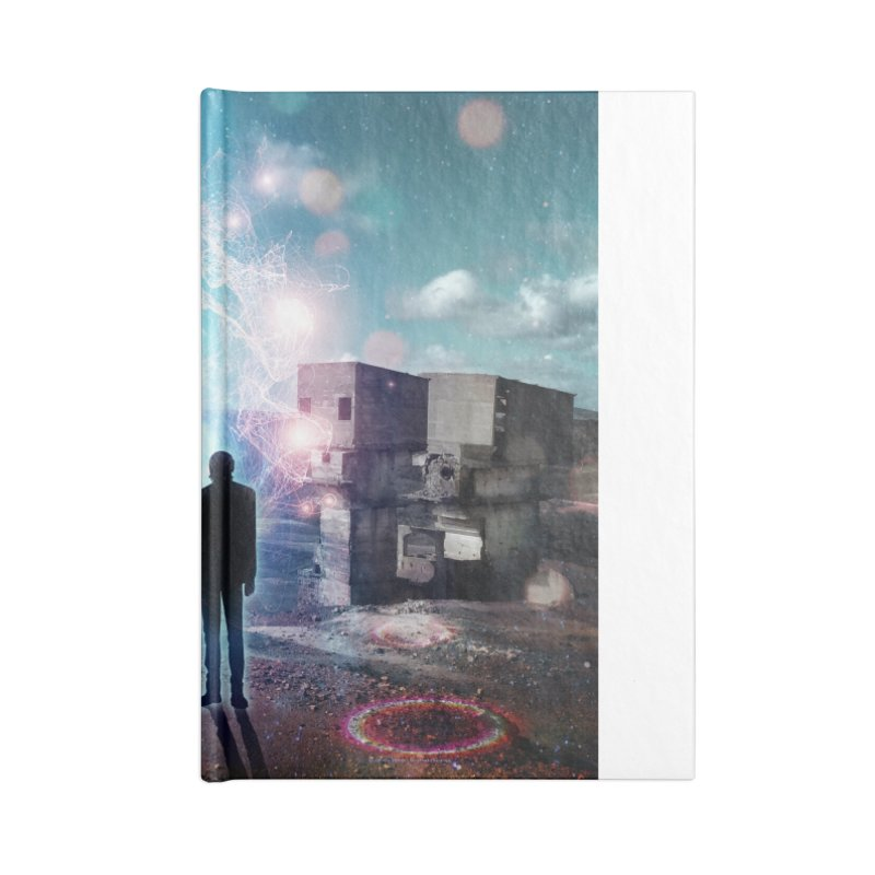 Data Mining Accessories Lined Journal Notebook by Vin Zzep's Artist Shop