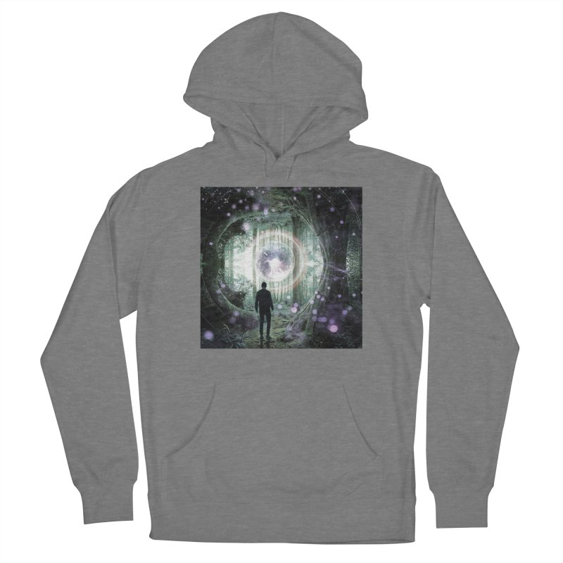 Forest Orb 2 Women's Pullover Hoody by Vin Zzep's Artist Shop