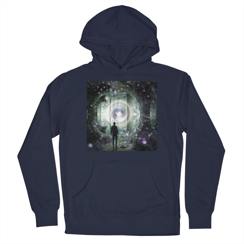Forest Orb 2 Men's Pullover Hoody by Vin Zzep's Artist Shop