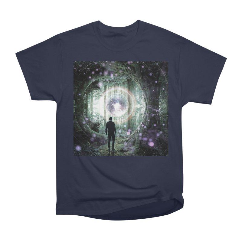 Forest Orb 2 Men's Heavyweight T-Shirt by Vin Zzep's Artist Shop