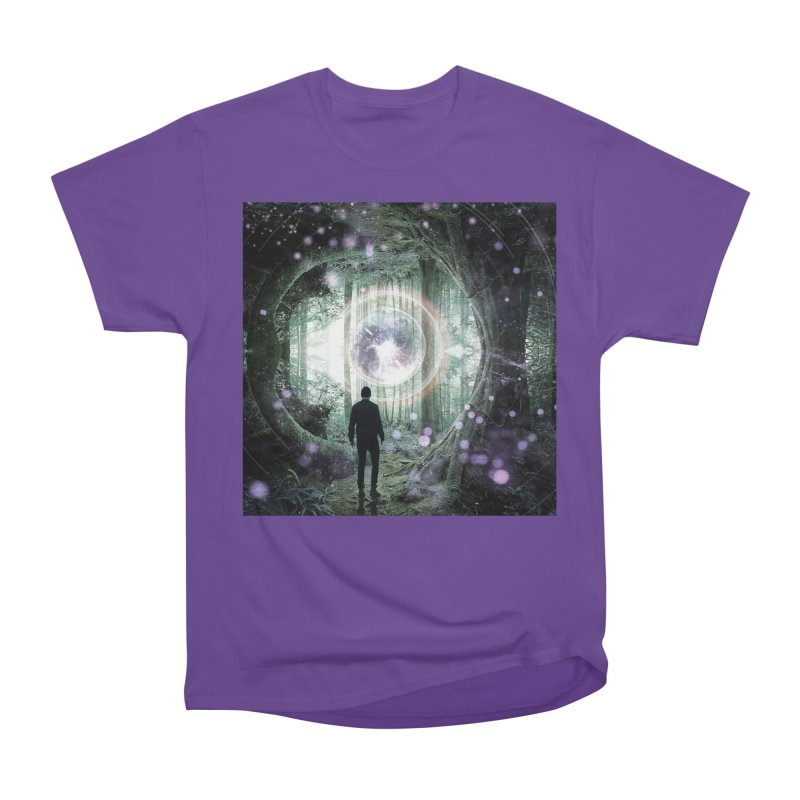 Forest Orb 2 Men's Heavyweight T-Shirt by Vin Zzep's Artist Shop