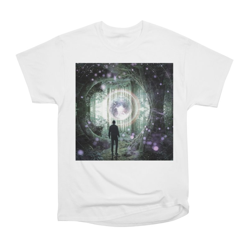 Forest Orb 2 Women's Heavyweight Unisex T-Shirt by Vin Zzep's Artist Shop