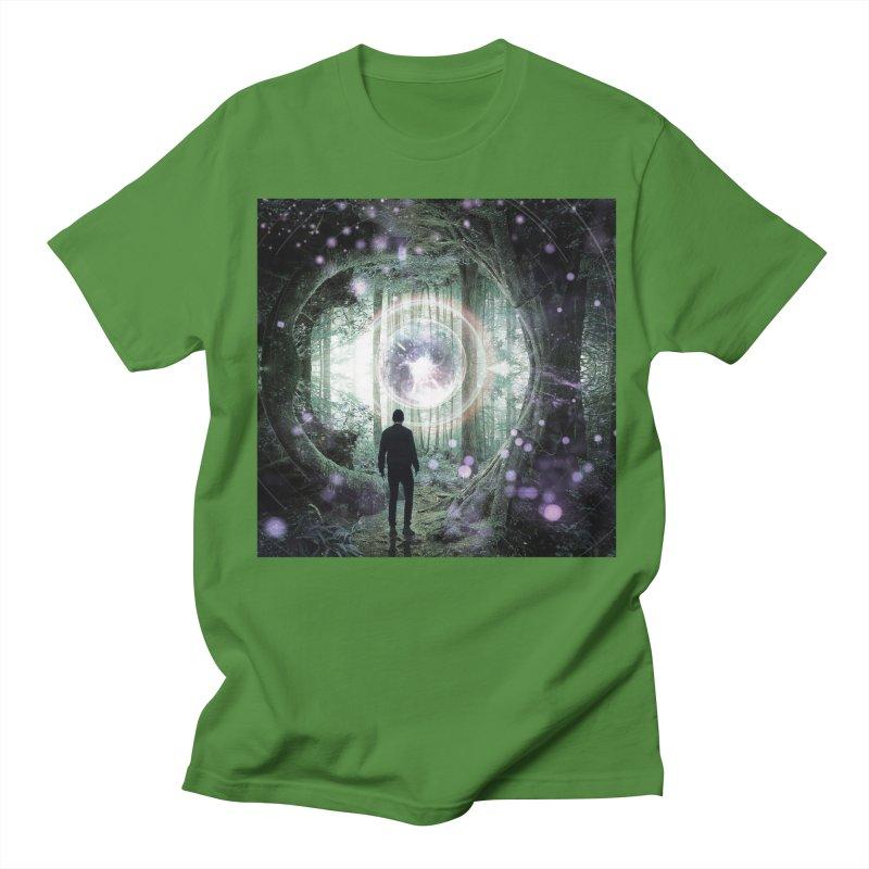 Forest Orb 2 Women's Regular Unisex T-Shirt by Vin Zzep's Artist Shop