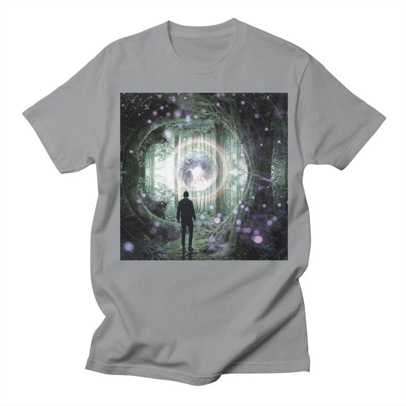 Forest Orb 2 Men's T-Shirt by Vin Zzep's Artist Shop