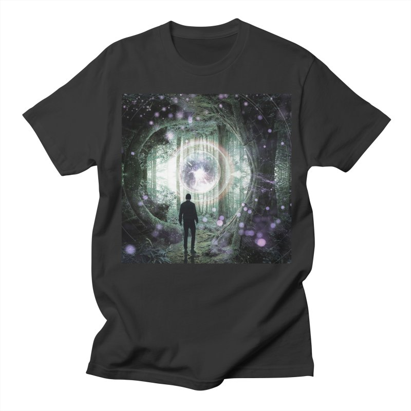Forest Orb 2 Women's Regular Unisex T-Shirt by Vin Zzep's Artist Shop