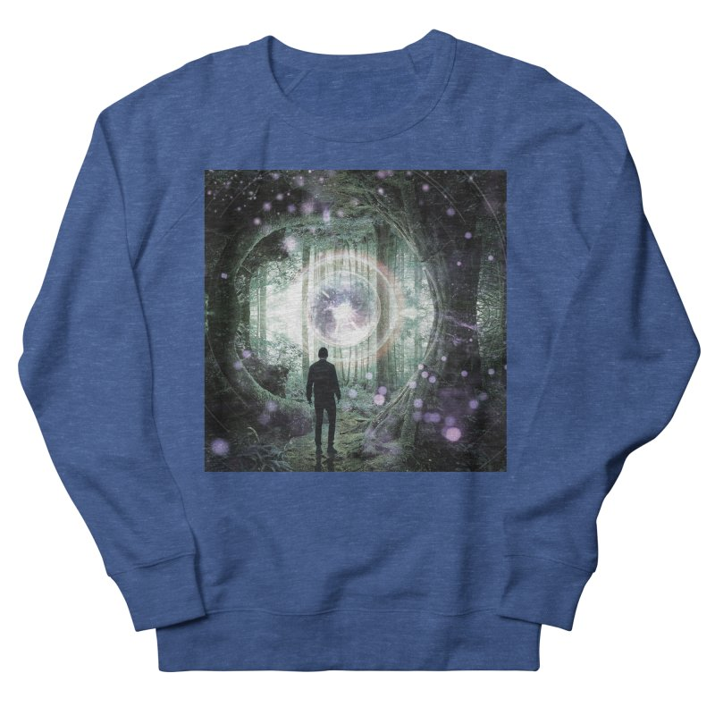 Forest Orb 2 Women's French Terry Sweatshirt by Vin Zzep's Artist Shop