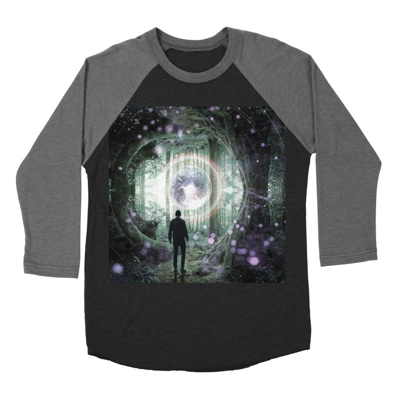 Forest Orb 2 Women's Baseball Triblend Longsleeve T-Shirt by Vin Zzep's Artist Shop
