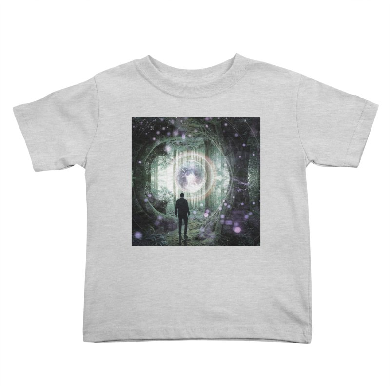 Forest Orb 2 Kids Toddler T-Shirt by Vin Zzep's Artist Shop