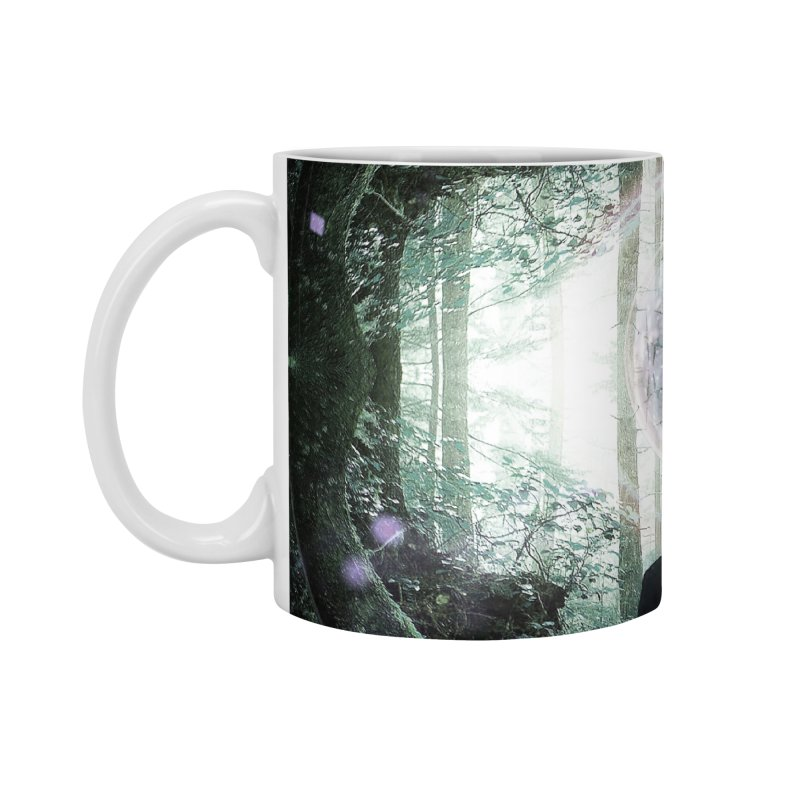 Forest Orb 2 Accessories Standard Mug by Vin Zzep's Artist Shop