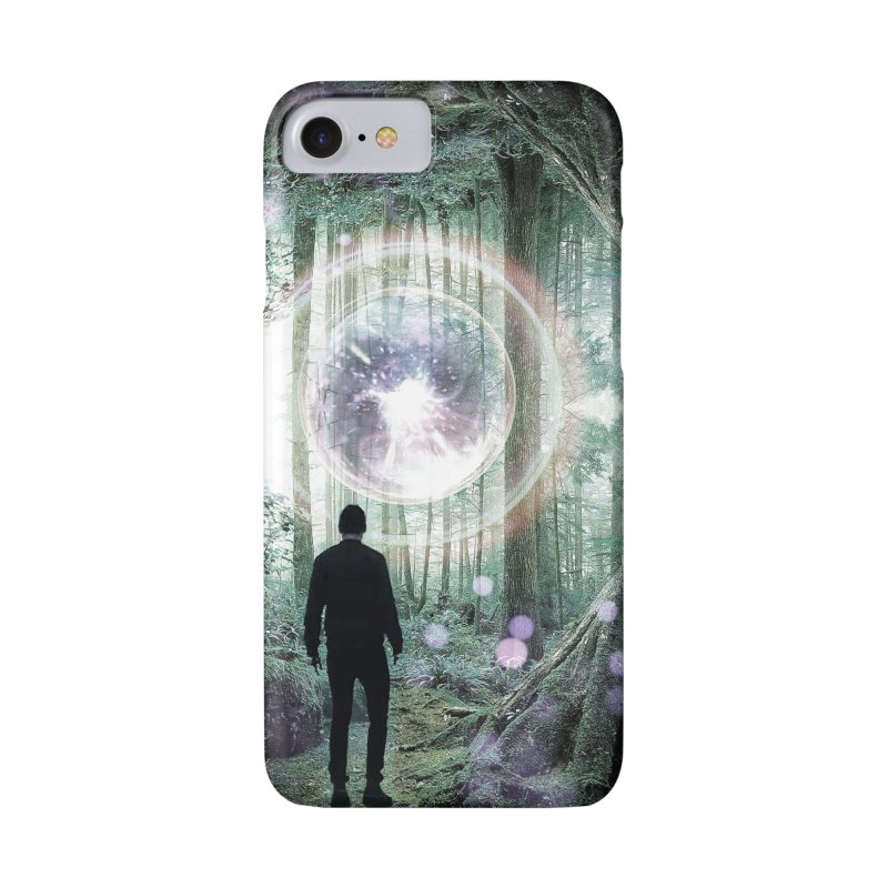 Forest Orb 2 Accessories Phone Case by Vin Zzep's Artist Shop