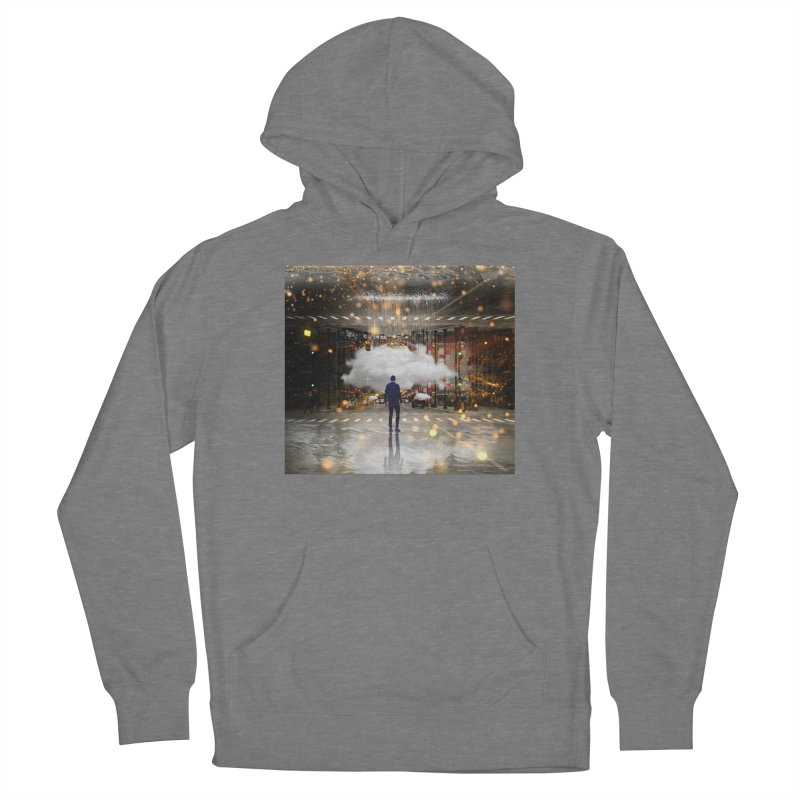 Raining on the Streets Women's Pullover Hoody by Vin Zzep's Artist Shop