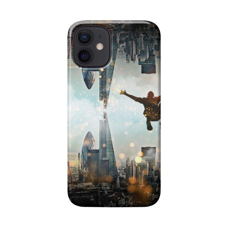London Falling Accessories Phone Case by Vin Zzep's Artist Shop