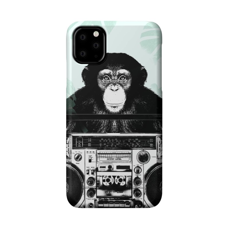 Jungle Music Accessories Phone Case by Vin Zzep's Artist Shop