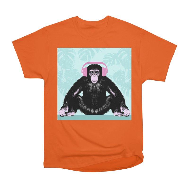Jungle Music 2 Men's T-Shirt by Vin Zzep's Artist Shop