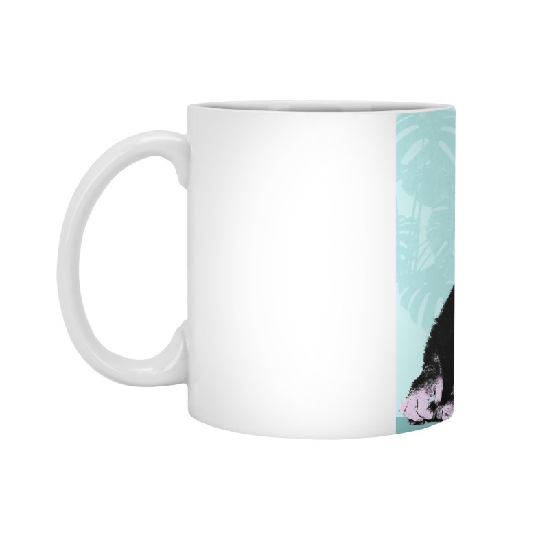 Jungle Music 2 Accessories Standard Mug by Vin Zzep's Artist Shop