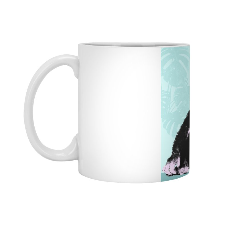Jungle Music 2 Accessories Mug by Vin Zzep's Artist Shop