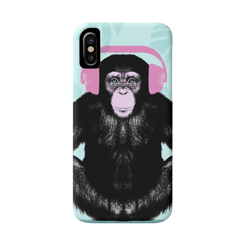 Jungle Music 2 Accessories Phone Case by Vin Zzep's Artist Shop