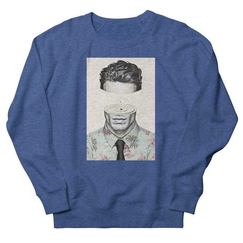 Head Space Men's Sweatshirt by Vin Zzep's Artist Shop