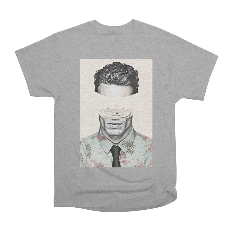 Head Space Men's Heavyweight T-Shirt by Vin Zzep's Artist Shop