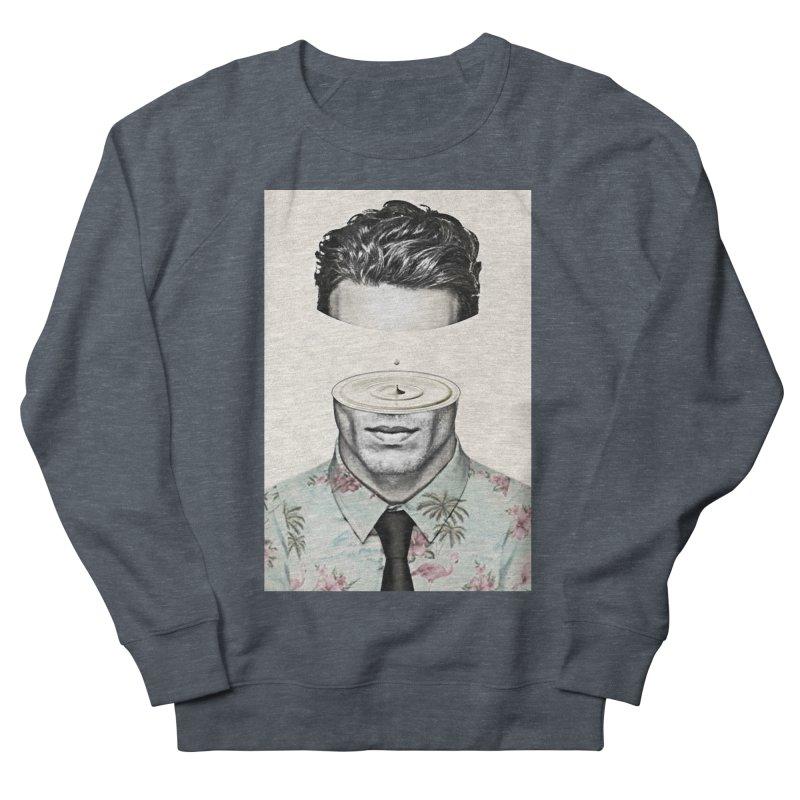 Head Space Women's French Terry Sweatshirt by Vin Zzep's Artist Shop