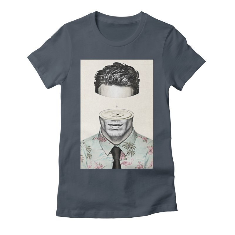 Head Space Women's T-Shirt by Vin Zzep's Artist Shop
