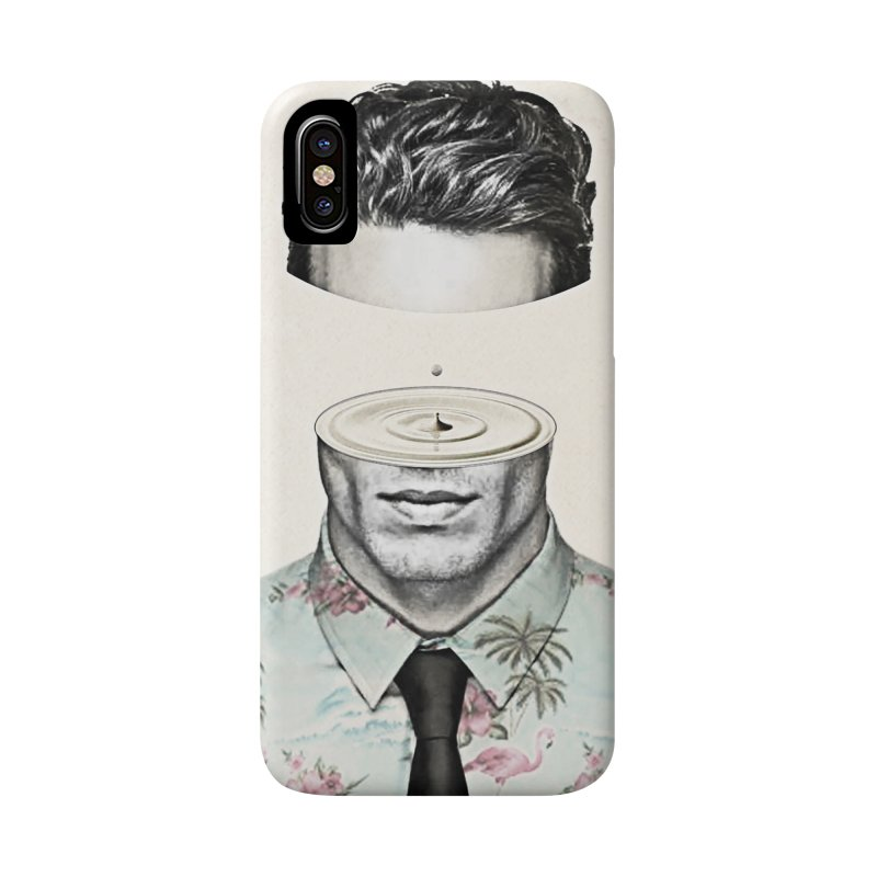 Head Space Accessories Phone Case by Vin Zzep's Artist Shop