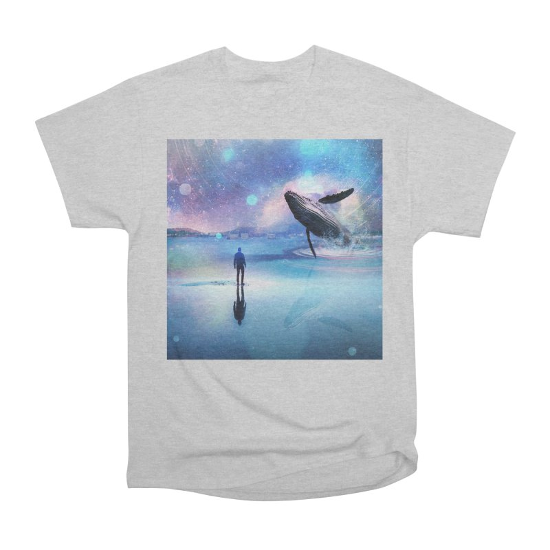 The Sound of Whales Men's T-Shirt by Vin Zzep's Artist Shop