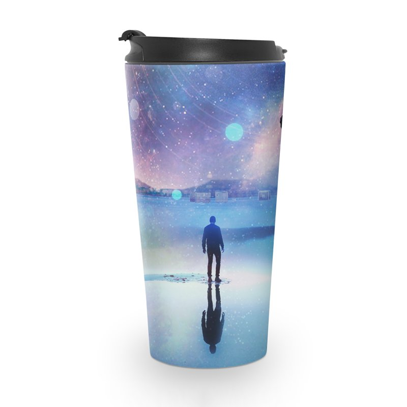 The Sound of Whales Accessories Travel Mug by Vin Zzep's Artist Shop