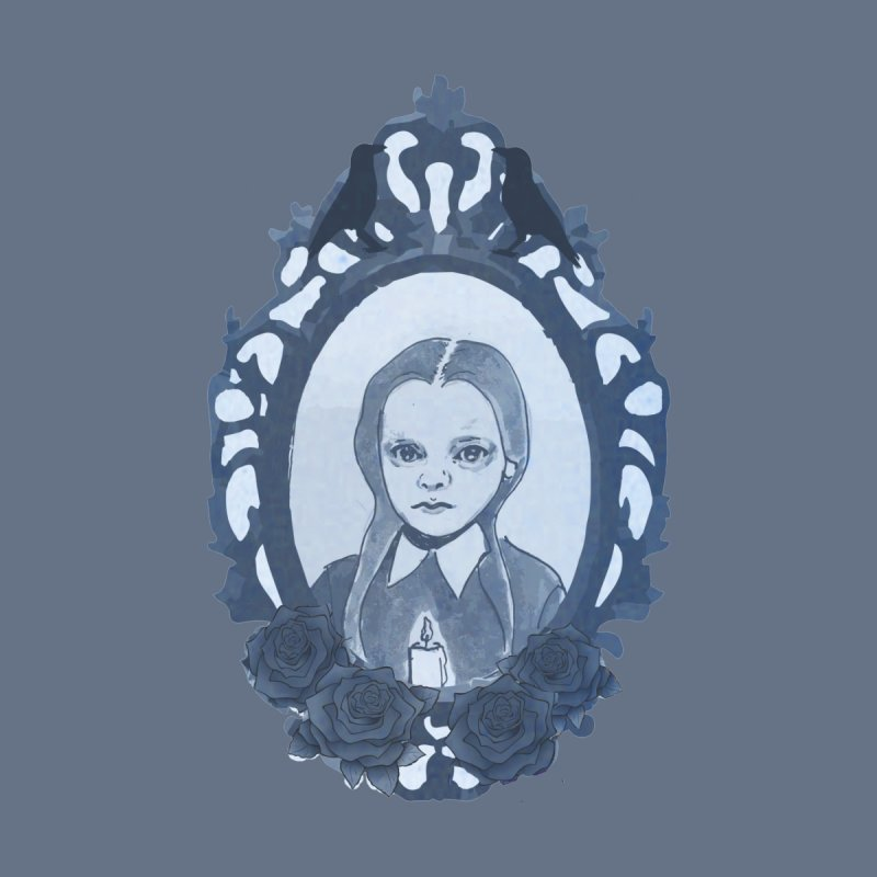 Little Addams Men's T-Shirt by violetCreations's Artist Shop